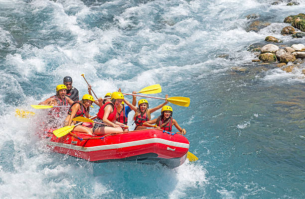 What You Should Know About Whitewater Rafting
